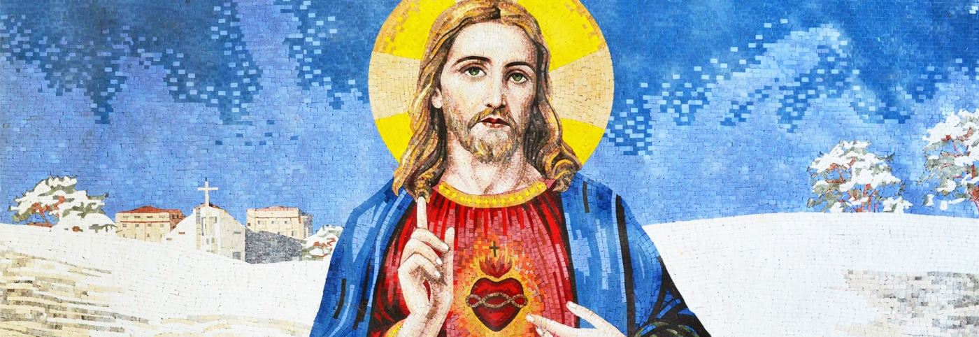 Transmitting the love of the most Sacred Heart of Jesus
